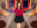 Fall Fashion Runway Dress Up