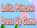 Lolita Princess Dress Up Game