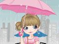Rainy Day Dress Up Game