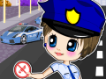 Traffic Girl Dress Up