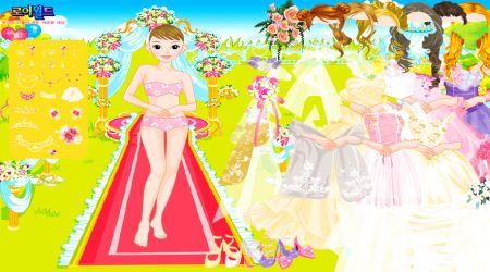 Screenshot - Dress Up Bride