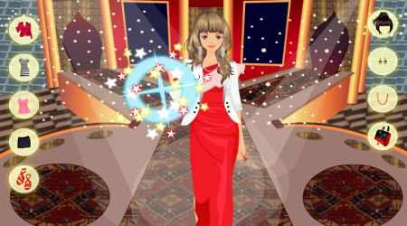 Screenshot - Fall Fashion Runway Dress Up