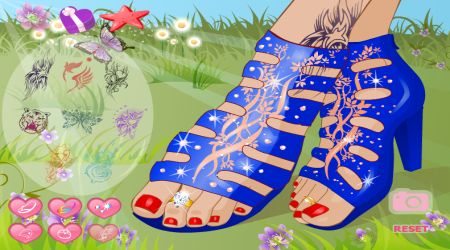 Screenshot - Summer Sandals